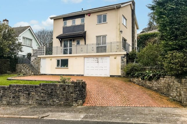 Thumbnail Detached house for sale in Bishops Close, Torquay