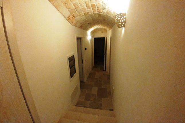 Hallway of Trullo Povia, Ostuni, Puglia, Italy