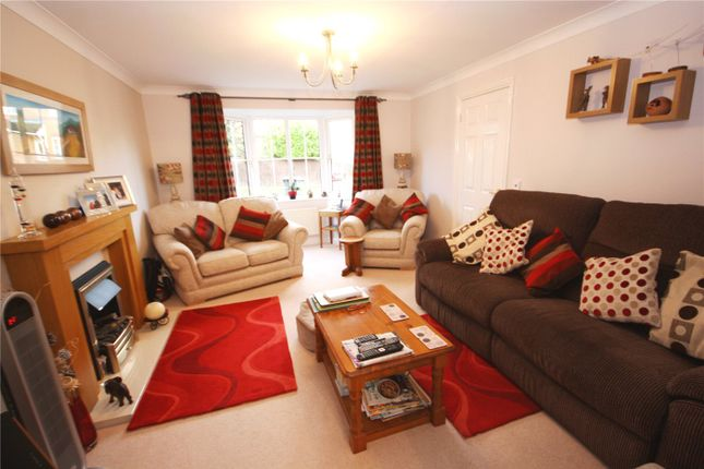 Thumbnail Detached house to rent in Wessex Close, Quarrington, Sleaford, Lincolnshire