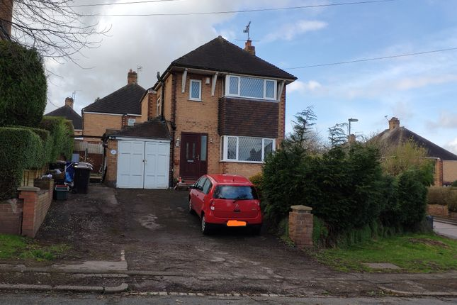Thumbnail Detached house for sale in Lincoln Avenue, Clayton, Newcastle-Under-Lyme