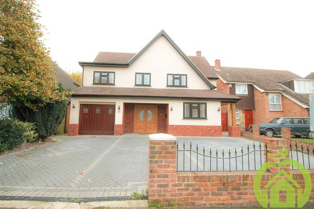 Thumbnail Detached house to rent in Brookside, Hornchurch