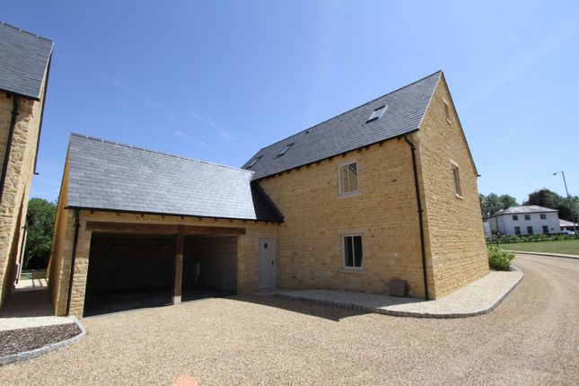 Thumbnail Detached house to rent in The Elms, Silverstone