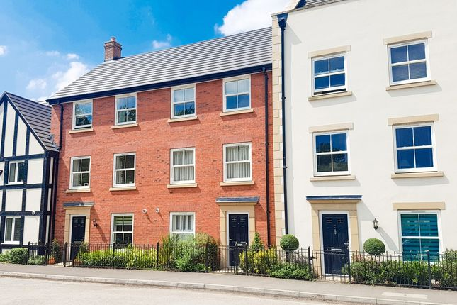 Thumbnail Town house to rent in St Annes Lane, Welsh Row, Nantwich