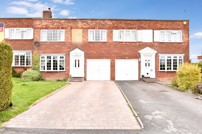 Thumbnail Terraced house to rent in Ashgarth Court, Harrogate