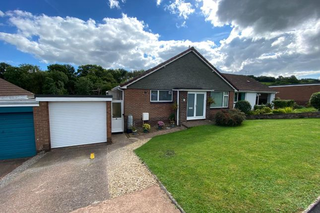 4 bed semi-detached bungalow for sale in Tyrrell Road, Tiverton EX16