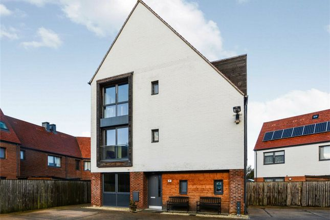 Thumbnail Detached house for sale in Derwent Mews, Osbaldwick, York