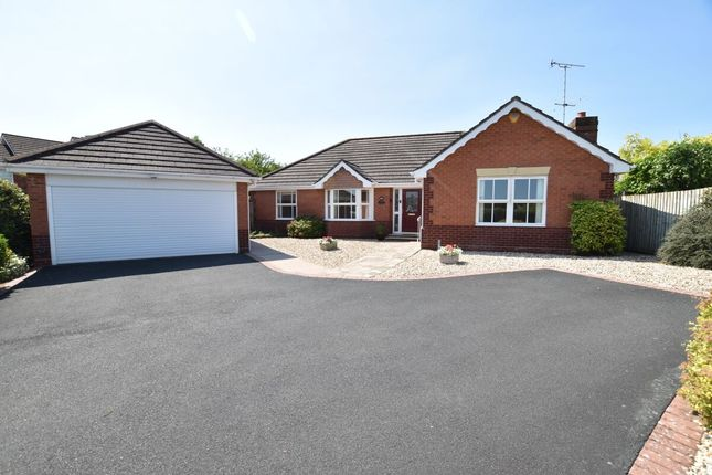 Thumbnail Bungalow for sale in Shannon Way, Evesham