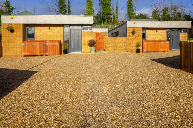 Thumbnail Bungalow for sale in Benhilton Gardens, Sutton