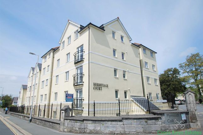 Thumbnail Flat to rent in Ford Park, Mutley, Plymouth