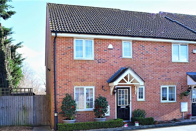 3 bed end terrace house for sale in Franklins, Maple Cross, Rickmansworth WD3