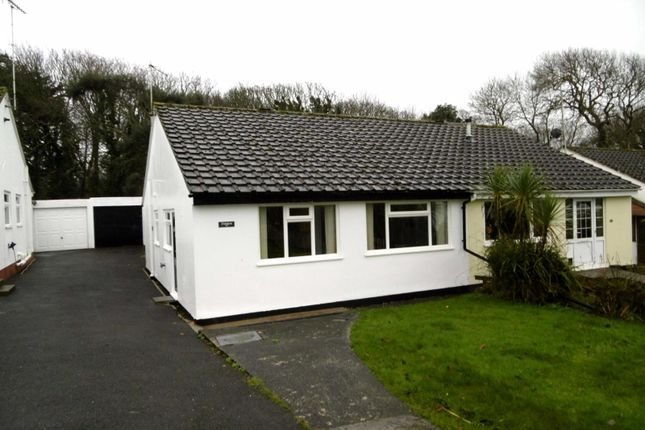 Thumbnail Semi-detached house to rent in Hallett Way, Bude