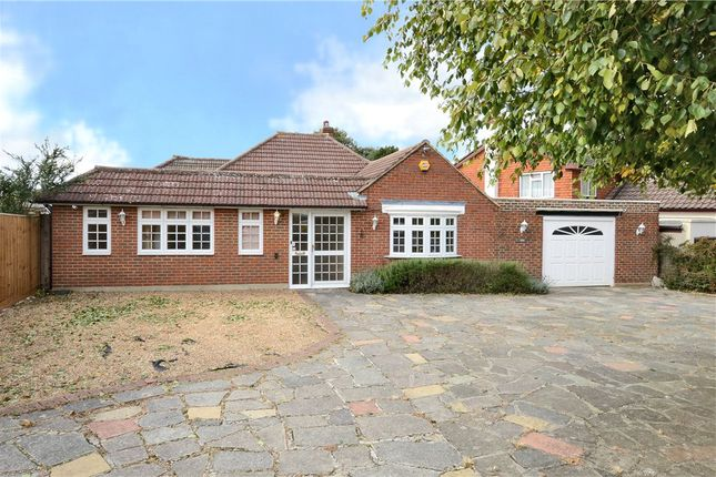 Thumbnail Bungalow to rent in York Road, Cheam, Sutton