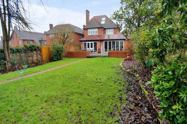 Thumbnail Detached house to rent in Wendan Road, Newbury, Berkshire