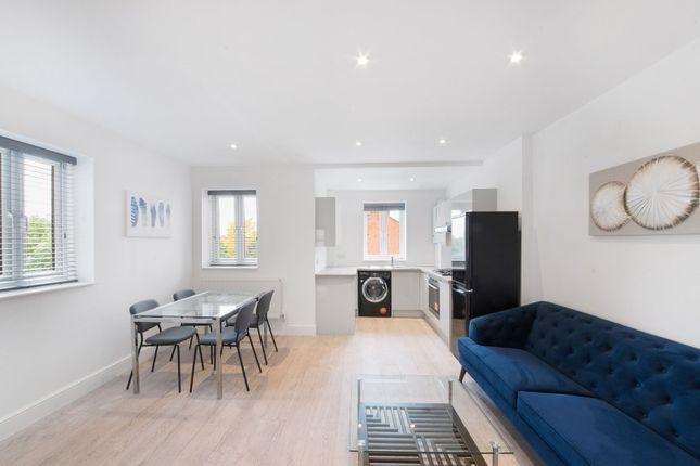Thumbnail Flat to rent in Mitcham Road, London