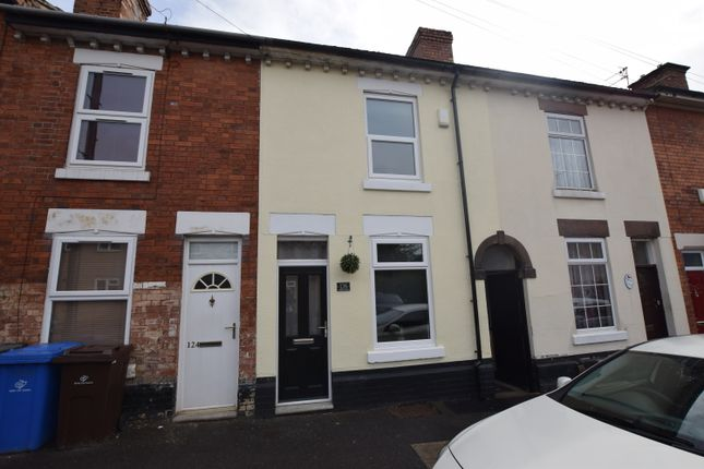 Thumbnail Shared accommodation to rent in Cobden Street, Derby