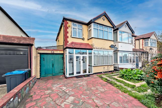 3 bed semi-detached house for sale in Hook Rise North, Tolworth, Surbiton KT6