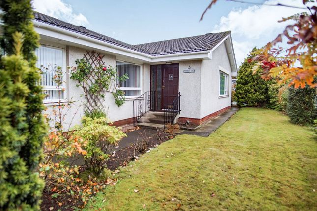 Thumbnail Detached bungalow for sale in North Esk Road, Edzell