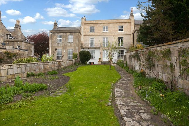 Thumbnail Terraced house to rent in Bathwick Hill, Bath, Somerset