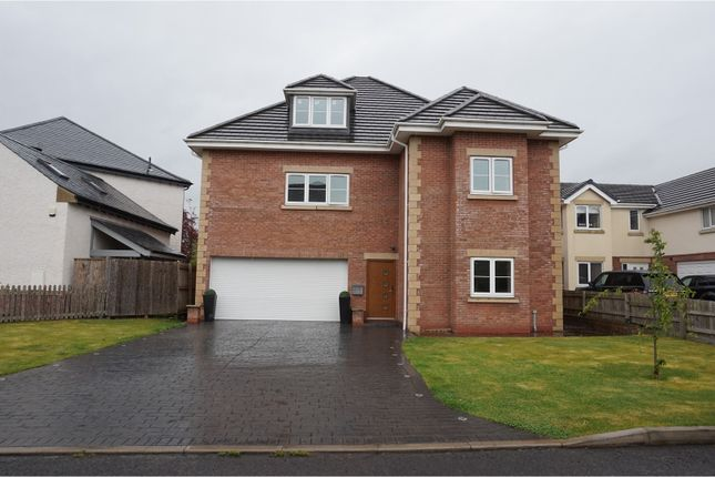 Thumbnail Detached house for sale in Cherry Drive, Brockhall Village, Old Langho, Blackburn