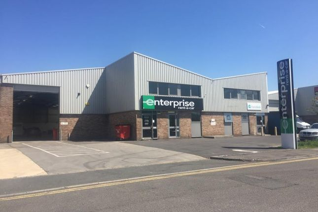 Thumbnail Industrial to let in Unit 12, Unit 12, Portishead Business Park, Old Mill Road, Portishead, Bristol