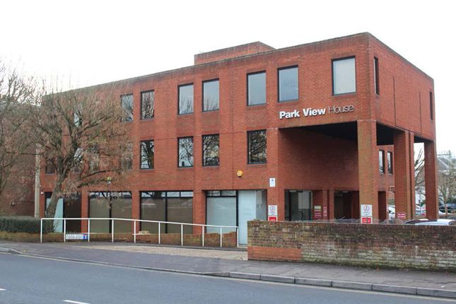 Thumbnail Office to let in Park View House, 65 London Road, Newbury, Berkshire
