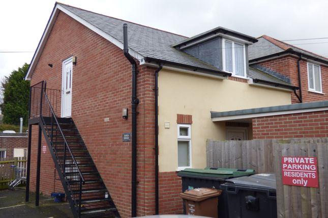 Thumbnail Flat to rent in Church Terrace, Gillingham