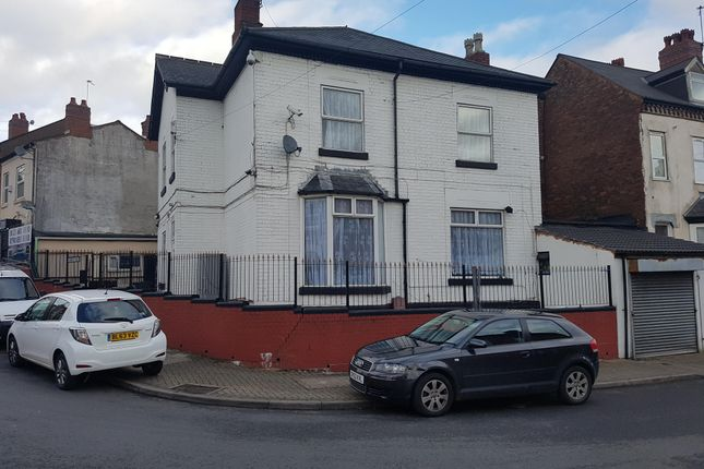 Thumbnail Property to rent in Sycamore Road, Handsworth, Birmingham