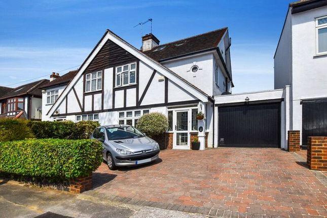 Thumbnail Semi-detached house for sale in Martin Dene, Bexleyheath, Kent
