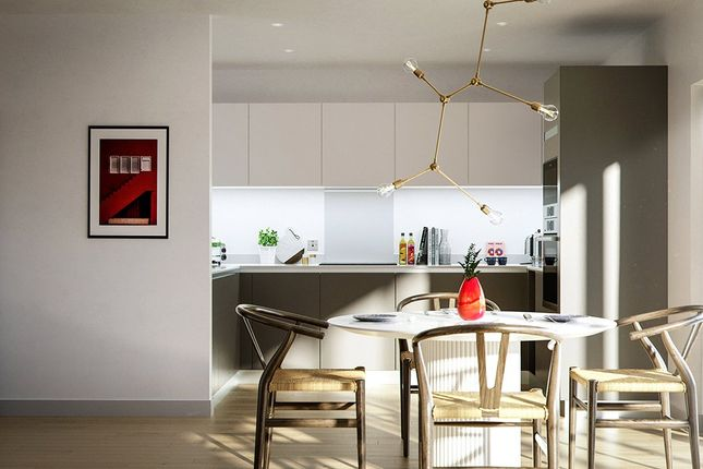 2 bed flat for sale in 58-70 York Road, Battersea SW11