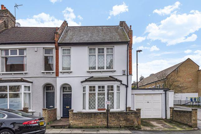 Thumbnail End terrace house for sale in Boyne Road, London
