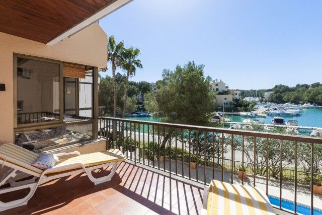 Terrace (2) of Spain, Mallorca, Calvià, Santa Ponsa