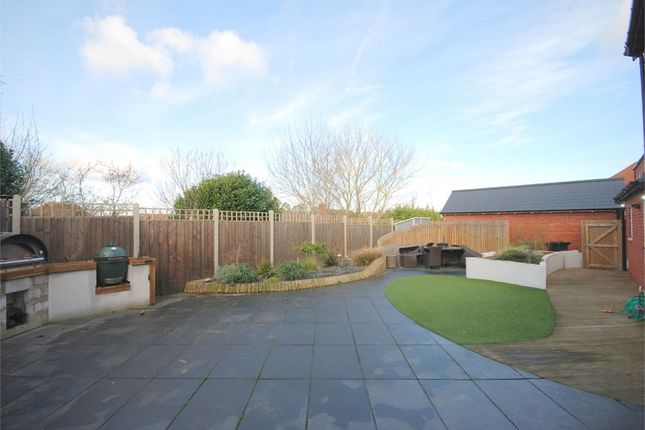 Thumbnail Detached house for sale in Sorrel Crescent, Wootton Fields, Northampton