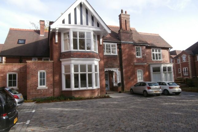 Thumbnail Flat to rent in Elms Road, Stoneygate