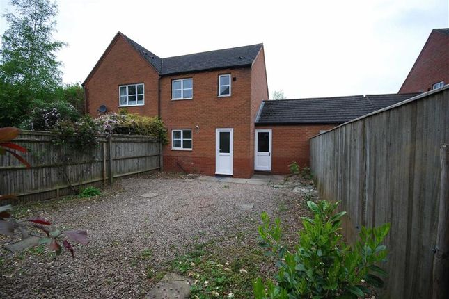 Thumbnail Semi-detached house for sale in New Mills, Ledbury, Herefordshire