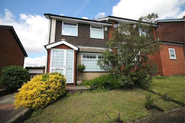 3 bed semi-detached house for sale in Barnfield Close, Egerton, Bolton, Lancashire