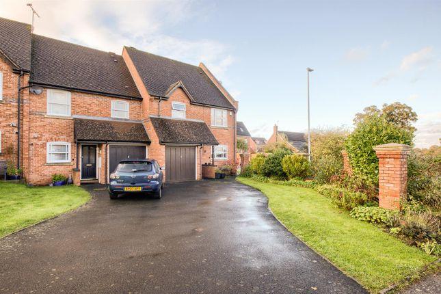 Thumbnail End terrace house for sale in Dorsington Close, Hatton Park, Warwick