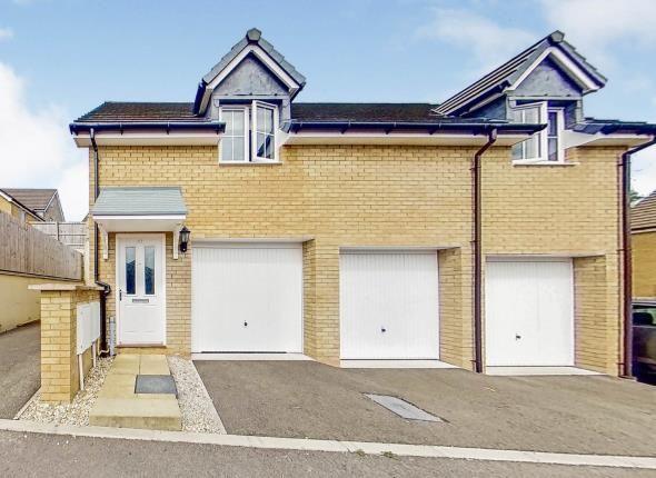 Thumbnail Detached house for sale in Threemilestone, Truro, Cornwall