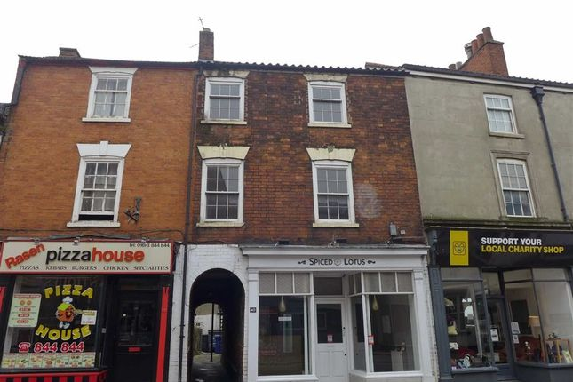 Thumbnail Flat to rent in Queen Street, Market Rasen