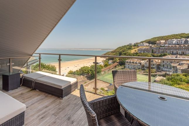 Thumbnail Flat for sale in The Terrace, St. Ives