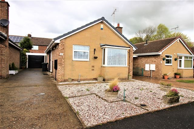 Thumbnail Bungalow to rent in Rydal Road, Dinnington, Sheffield