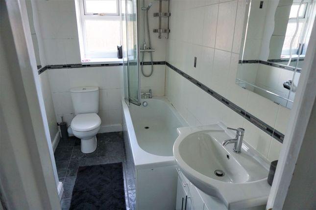 Bathroom of Cobden Street, Consett DH8