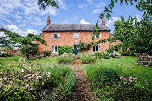 Thumbnail Detached house for sale in Preston Bissett, Buckingham