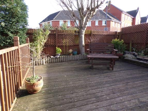 Decked Patio of Wolsey Way, Syston, Leicester, Leicestershire LE7
