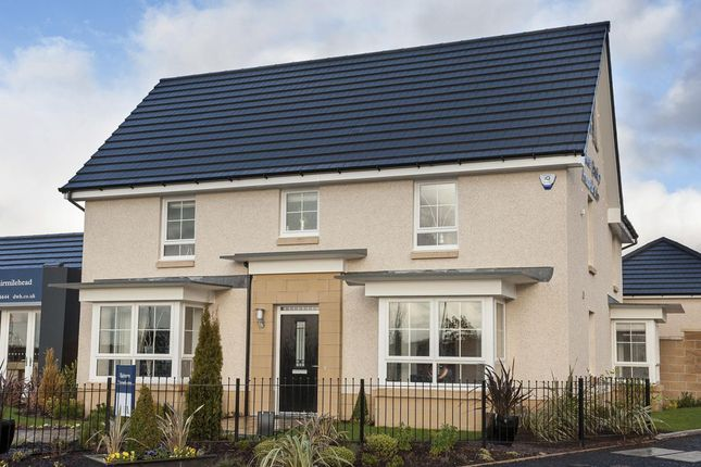 "Thumbnail Detached house for sale in ""Balmore"" at Haddington"