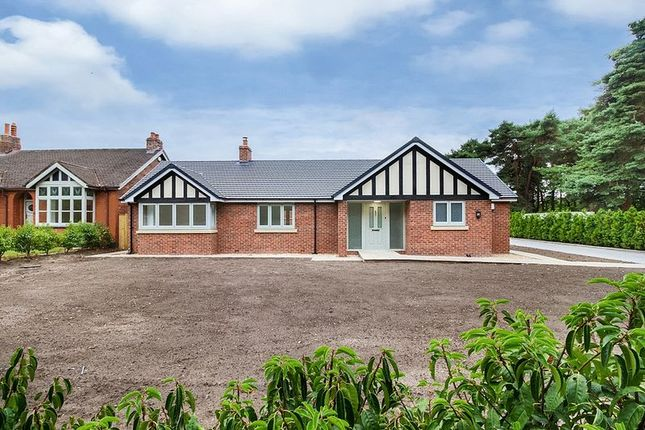 Thumbnail Detached bungalow for sale in Lyndale Grove, Somerford, Congleton