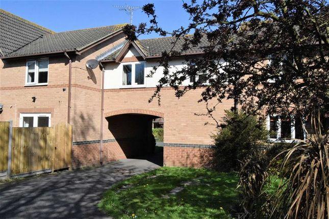 Thumbnail Terraced house for sale in Burrstock Way, Rainham, Gillingham