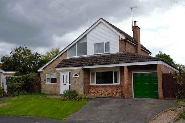 Thumbnail Detached house for sale in Crestholme Close, Knaresborough, North Yorkshire