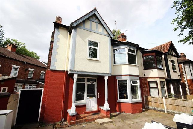 Thumbnail Semi-detached house for sale in Birch Hall Lane, Manchester