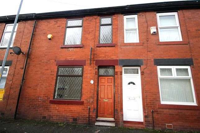 Thumbnail Terraced house to rent in Audrey Street, Manchester