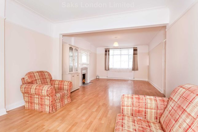 Thumbnail Semi-detached house to rent in Barcombe Avenue, London